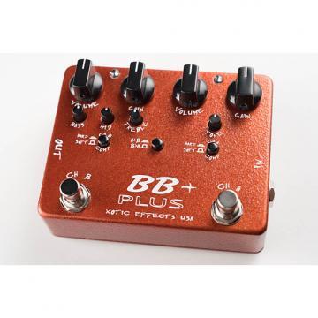 Custom Xotic BB Plus