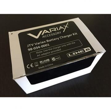 Custom Line 6 Variax Battery Charger Kit