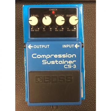 Custom Boss CS-3 Compression Sustainer