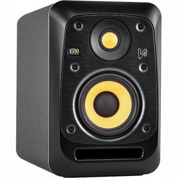 """Custom KRK V4S4 V Series - 85W 4"""" Powered Reference Monitor"""