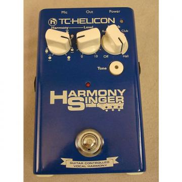 Custom TC Helicon Harmony Singer Vocal Effects Pedal