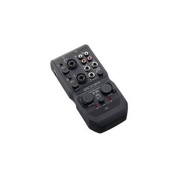 Custom Zoom U-24 Handy Audio Interface