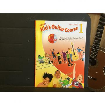 Custom Alfreds Kids Guitar Course 1