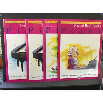 Custom Alfred's Basic Piano Library Level 4 - Technic