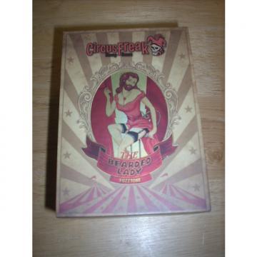 Custom Circus Freak Stomp Boxes Bearded Lady Fuzz - Germanium Tonebender