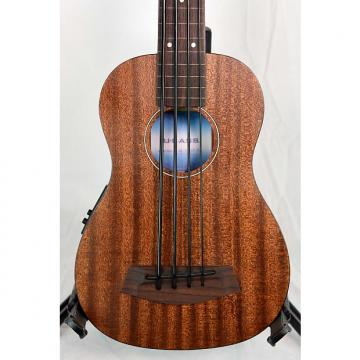 Custom Kala SMHG-FL Fretless U-Bass Mahogany