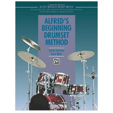Custom Alfred's Beginning Drumset Method
