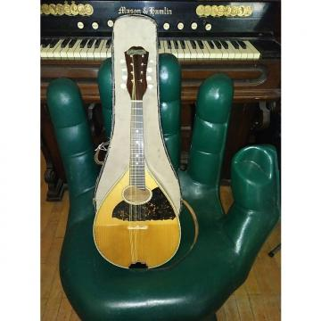 Custom Vintage Antique (late 1910's / early 1920's) Washington Mandolin + Original Canvas & Leather Case