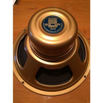 Custom Celestion Alnico Gold G12 8 Ohm