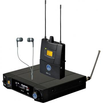 Custom AKG IVM4500 In Ear Monitoring System BD1-50mW 3097H00010 FREE Shipping USA, AK, HI