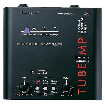 Custom ART Tube MP Mic Pre w/9v Power Supply