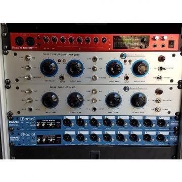 Custom Summit Audio TPA-200 Vintage Dual Tube Mic Pre - NICE!