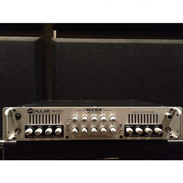 Custom Mesa M-Pulse 600