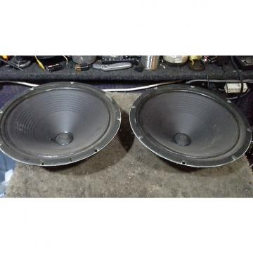 "Custom '69 Oxford 122L6-2 12"" Speakers(2) 'ALL ORIGINAL' 'Proreverb' 'Twinn' Amps 16 Ohms"