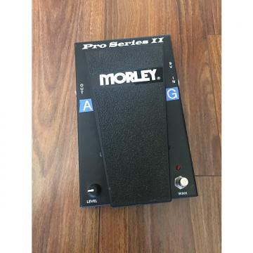 Custom Morley Pro Series II Wah Black