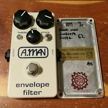 Custom Analogman Envelope Filter, serial #62 MXR NOS board FREE SHIPPING