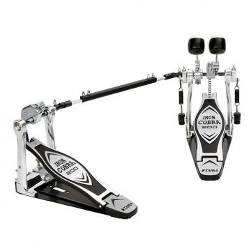 Custom Tama HP200PTW Iron Cobra 200 Twin Pedal