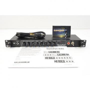 Custom Tech 21 SansAmp RBI Rackmount Bass Tube Amp Emulator / Preamp