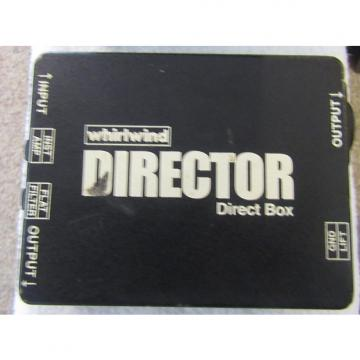 Custom Whirlwind Director Direct Box