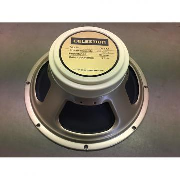 Custom Celestion  Creamback G12-M 65 16 ohm 2016