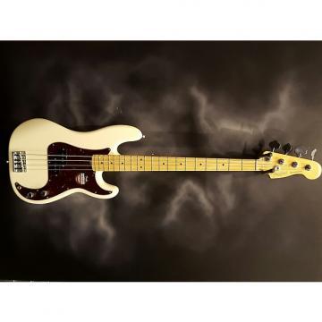 Custom Fender American Standard Precision Bass 2016 Olympic White
