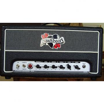 Custom Blackheart BH15H Handsome Devil Amp Head 2009 Black