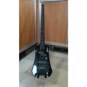 Custom Cort Steinberger Headless Bass Black