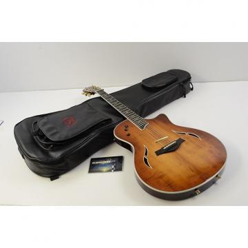 Custom 2010 Taylor T5-C2 Koa Electric Acoustic Guitar - Shaded Edges w/ Taylor Bag