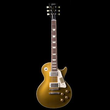 Custom Gibson 1957 Les Paul Standard VOS Antique Gold w/ Case - Pre-Owned in Excellent Condition