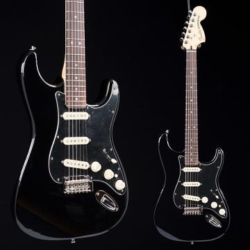Custom Fender Deluxe Stratocaster Black 7928