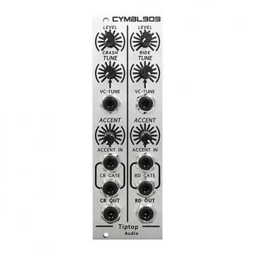 Custom Tiptop Audio CYMBL909 (demo) - Eurorack Module