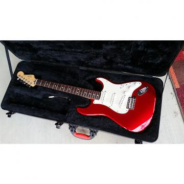 Custom Fender Stratocaster Custom Partscaster Candy Apple Red w/ DiMarzio Pickups