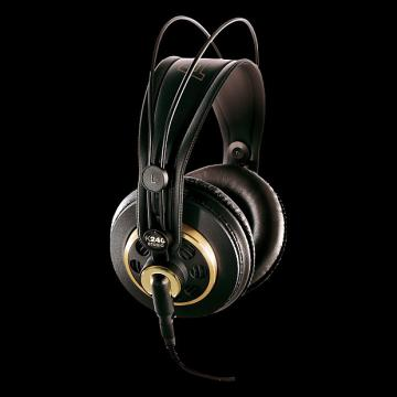 Custom AKG K240S Studio Headphones - Mint Condition with 6 Month Alto Music Warranty!
