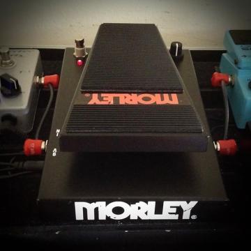 Custom Vintage Morley Pro Series Wah (PWA) 1996 Black