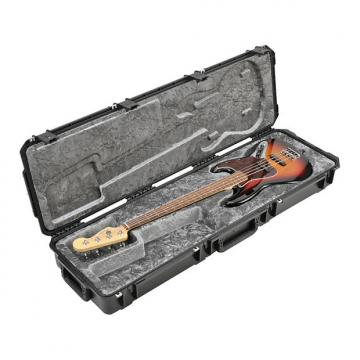 Custom SKB 3i-5104-44 iSeries Waterproof ATA Bass Guitar Case