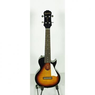 Custom Epiphone  Les Paul Ukulele  Vintage Sunburst