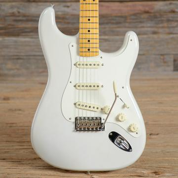 Custom Fender Artist Series Eric Johnson Stratocaster MN White Blonde USED (s095)