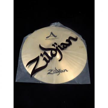 "Custom Zildjian A0232 18"" Medium Thin Crash Cymbal 2016 Midwest Show Demo"