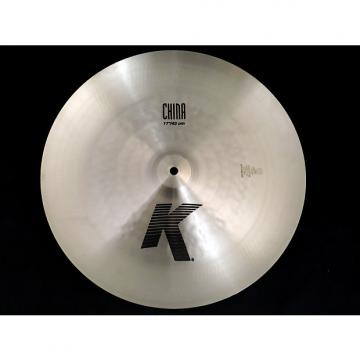 "Custom Zildjian K0883 17"" K China Cymbal 2016 Midwest Show Demo"