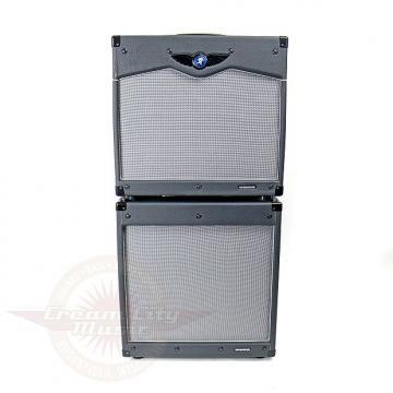 Custom 2008 Mackie Hotwire VT12 Mode Switching 120W 1x12 Hybrid Tube Combo Amp & EX12 Cabinet