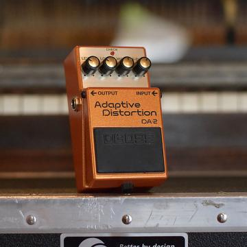 Custom Boss DA-2 Adaptive Distortion