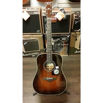 Custom Ibanez  AVD10 BVS Artwood Vintage Series Dreadnought Acoustic Guitar