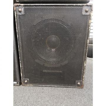 Custom EAW SB-180 Black 1x18 1000W (USA) W/Casters