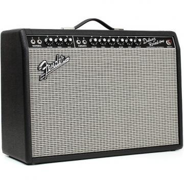 Custom Fender  '65 Deluxe Reverb Guitar Combo Amp