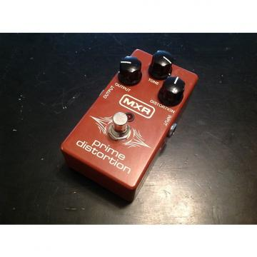 Custom MXR Prime Distortion
