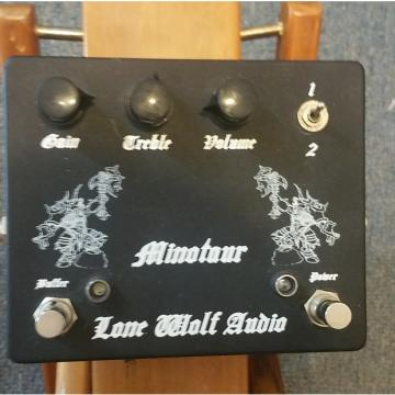 Custom Lone Wolf Audio Minotaur