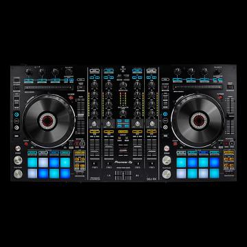 Custom Pioneer DDJ-RX 4-Channel Rekordbox DJ Controller - Mint Condition with 6 Month Alto Music Warranty!