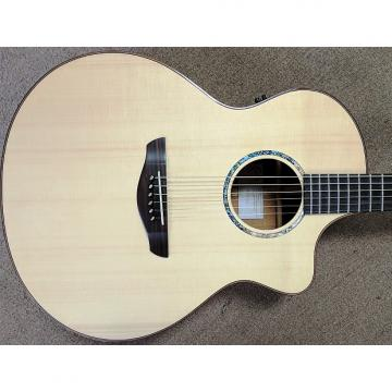 Custom Faith Neptune FNCE Cutaway Electro Acoustic Guitar, Case, Baby Jumbo, Shadow PU, All Solid Woods