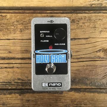 Custom Electro-Harmonix Holy Grail Nano Reverb