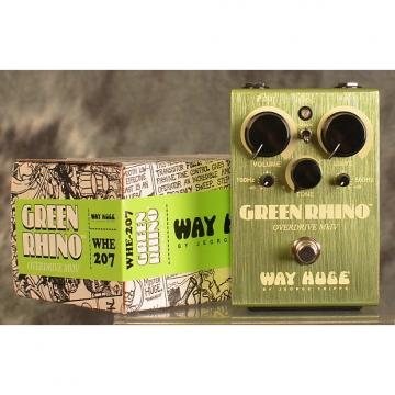 Custom Way Huge Green Rhino WHE207 MKIV w/ TWO FREE Patch Cables & FREE SAME DAY SHIPPING